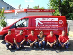 Team, Fugendichtungen Batti & P. Guzzo GmbH, Neuenhof