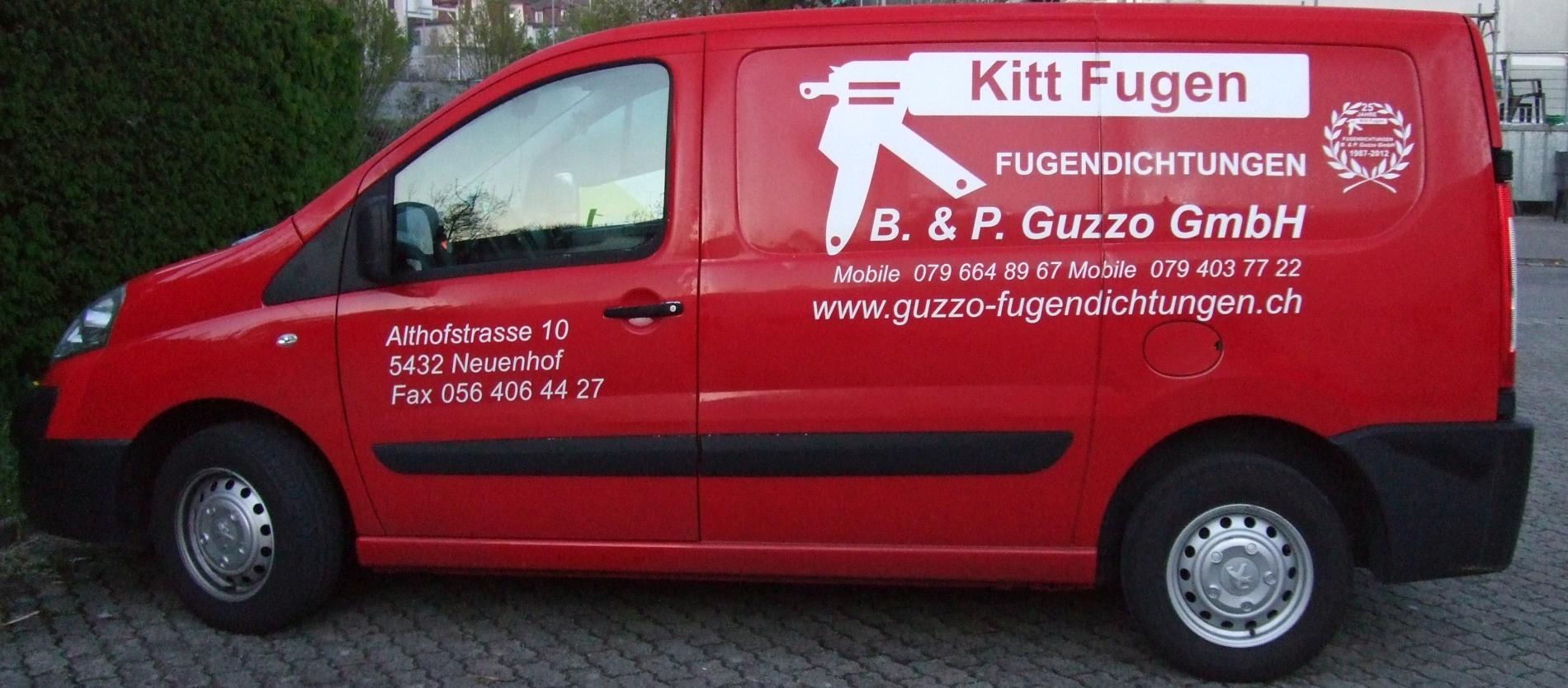 Team, Guzzo Fugendichtungen in Neuenhof