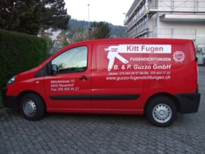 Team, Guzzo Fugendichtungen in Neuenhof_